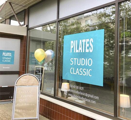 Pilates Studio Classic - Pilatesstudio Kuokkalassa